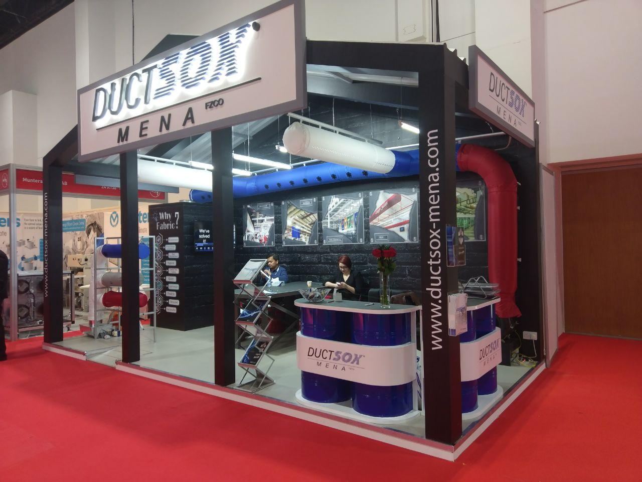 DuctSox-MENA | Home